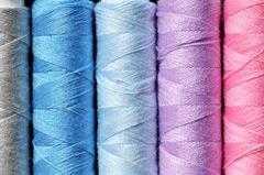 Color thread 5 colors