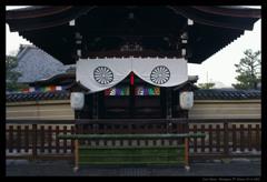 門  (東寺にて)