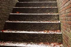 明日への階段?