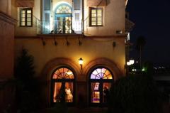 光のレストラン