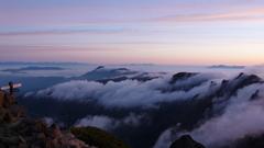 八ヶ岳雲海2