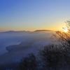 朝靄の輝き