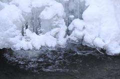 凍る銚子大滝