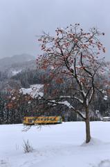 内陸線の冬始まる