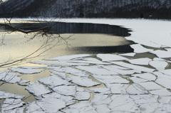 氷のパズル