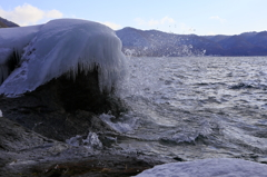 飛沫氷はじまる