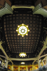 神聖なる天井