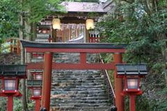 京都洛北・・貴船神社