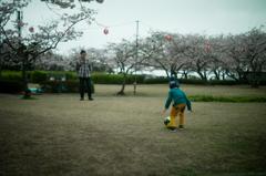 花より蹴球