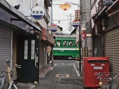 天下茶屋(てんがちゃや)風景 5