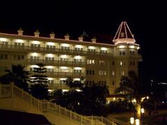 ディズニーランドホテル香港