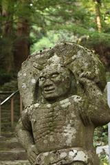 両子寺の石仏