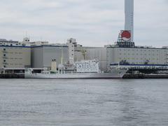 東京海洋大学練習船