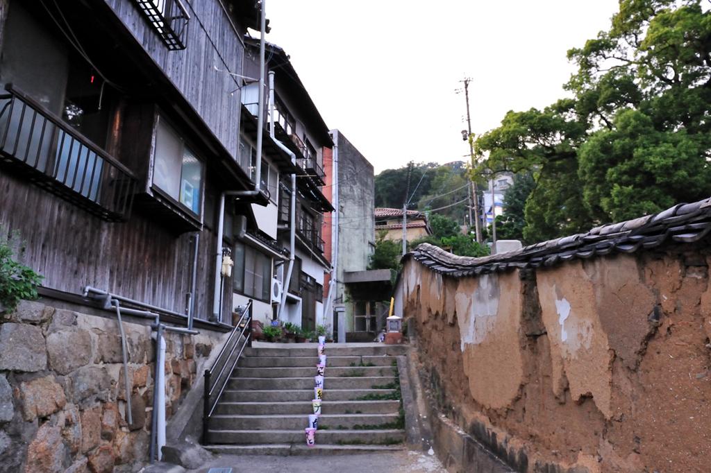 尾道 坂の街