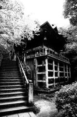 白山信仰の寺 那谷寺 本殿