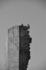 Brittle castle