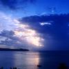 sunset in GUAM