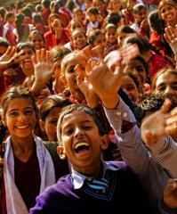 インドからの応援歌