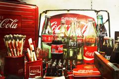 Cokeを初めて飲んだ頃