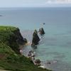 丹後半島 屏風岩