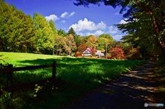 初秋のKiyosato