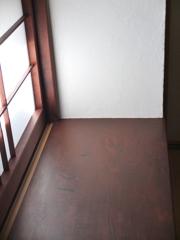 DIY アンティーク塗装 珪藻土壁