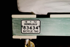 Bicycle Tag