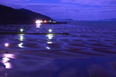 月明の御輿来海岸 2