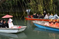 水の郷柳川の雛祭り 10
