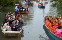 水の郷柳川の雛祭り 4