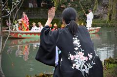 水の郷柳川の雛祭り 9