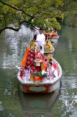 水の郷柳川の雛祭り 1