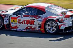 2015 SUPER GT IN KYUSHU 300KM 4