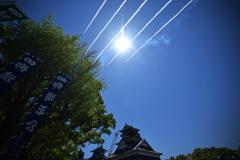 復興支援「飛翔祭」2