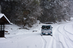 雪の日 7