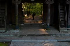 古寺の彩り 9