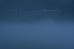 霧に吞まれて