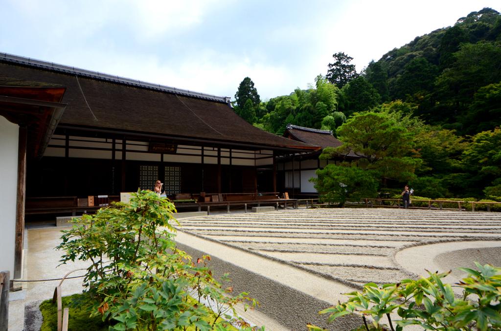 銀閣寺 方丈