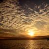 江の島黄昏
