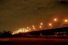 江北橋夜景