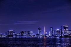 Blueな夜