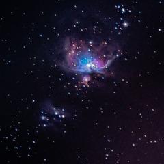 普通の7Dでオリオン大星雲