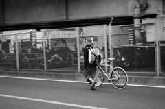 大阪サイクリングマン