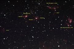 大マゼラン雲内NGC1929付近