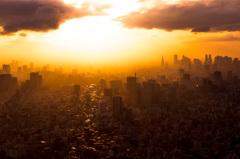 陽の沈む時 -東京メトロポリス-