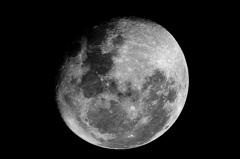 「後の十三夜」の後の月