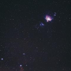 オリオン大星雲から燃える木まで