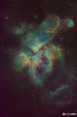 カリーナ星雲 SAO