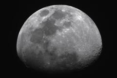 Moon in 680nm IR