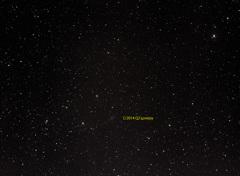 ブラジルからラヴジョイ彗星 C/2014 Q2